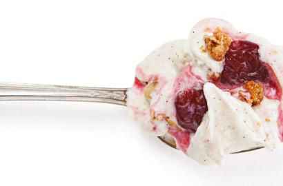Das beste Eis der Welt: opulente Rezepte aus Amerika